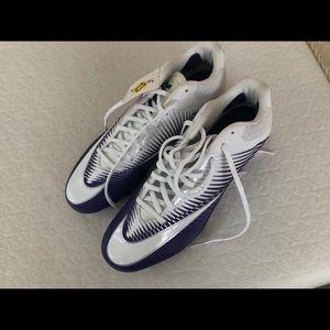 Nike VPR Purple Football Cleats - Men's Size 13
